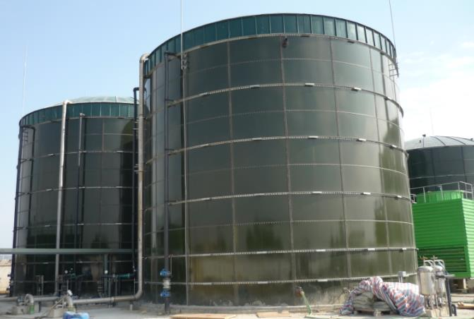 Bolted Steel Storage Tanks