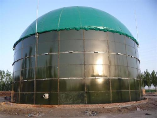 GFS/GLS and Silos - NVirotech Bolted Steel Storage Tanks