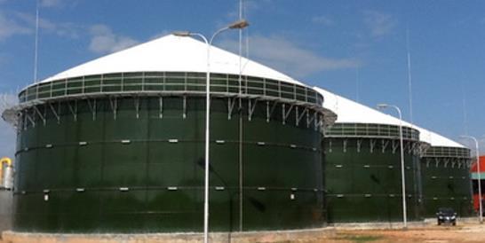 biogas CSTR tank manufacturer