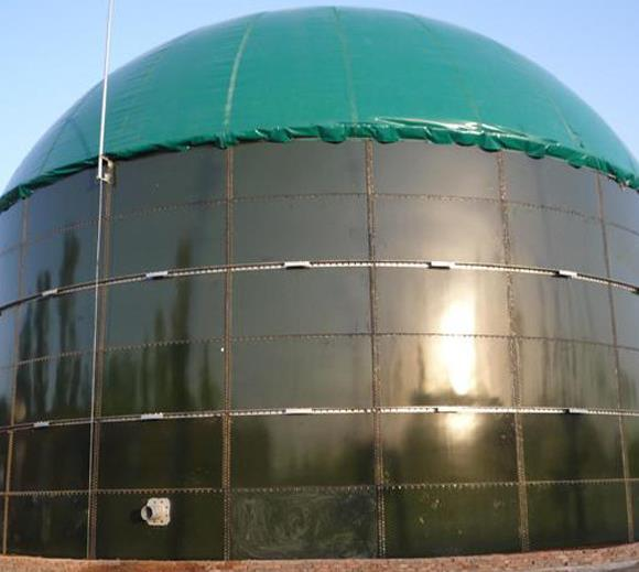 biogas bolted tank