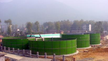 bolted oil storage tanks