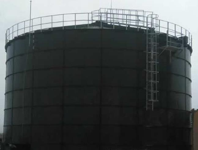 bolted steel potable water tanks