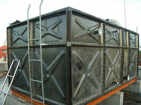 bolted steel water tank price