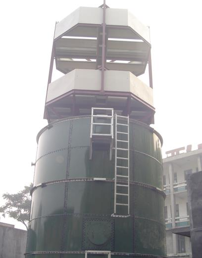 enamel bolted tank suppliers