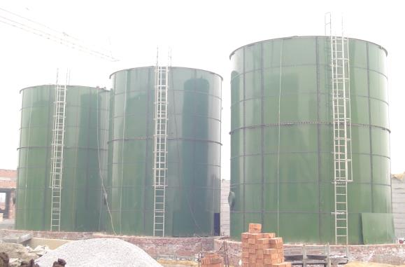 enamel steel tanks
