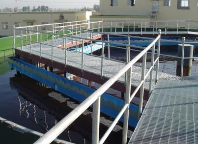 industrial wastewater storage tank design