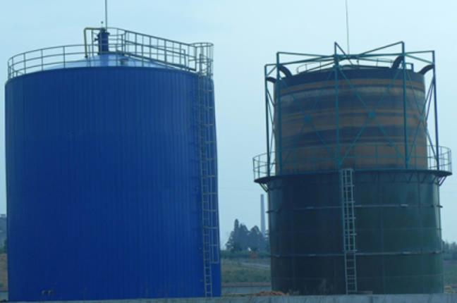 supplier for steel bolted water tank