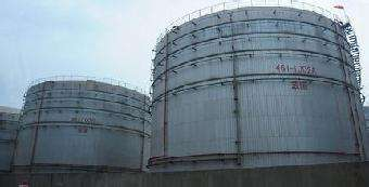 tank storage tank for domestic water treatment