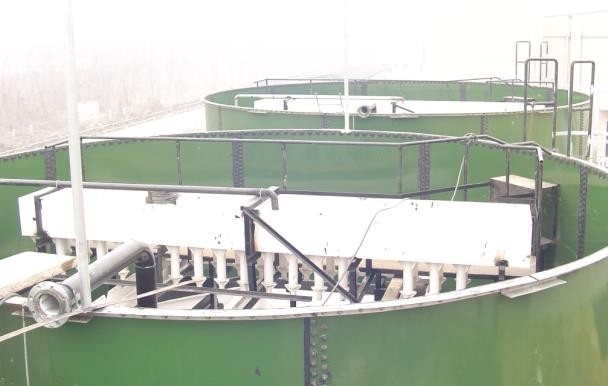 wastewater bolted storage tanks for sale