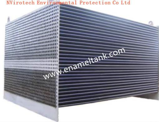 glass lining pipe Air Preheater