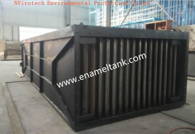 glass lining pipe heat exchanger