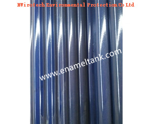 oval glass lining pipe