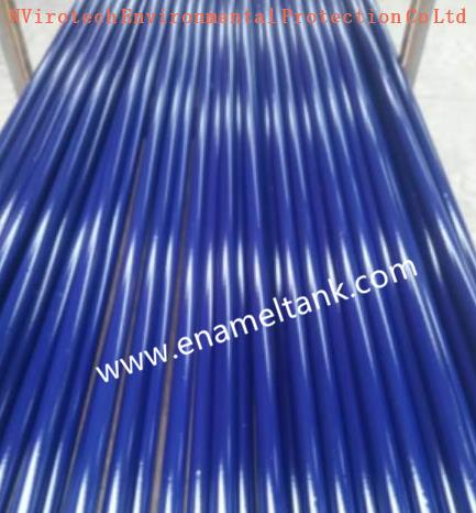 round glass lining pipe